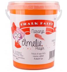 Amelie Chalk Paint 50 Naranja - 1L