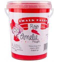 Amelie Chalk Paint 51 Rojo - 1L