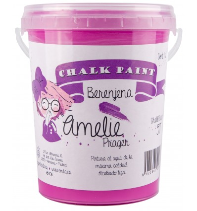 Amelie ChalkPaint_57 Berengena_1L