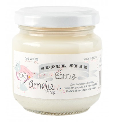 AMELIE BARNIZ SUPER STAR - 120 ML