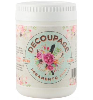 Pegamento Decoupage - 250 ml.