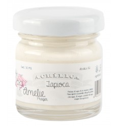 Amelie Acrílico 02 Tapioca. 30 ml