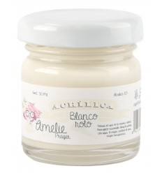 Amelie Acrílico 03 Blanco Roto. 30 ml