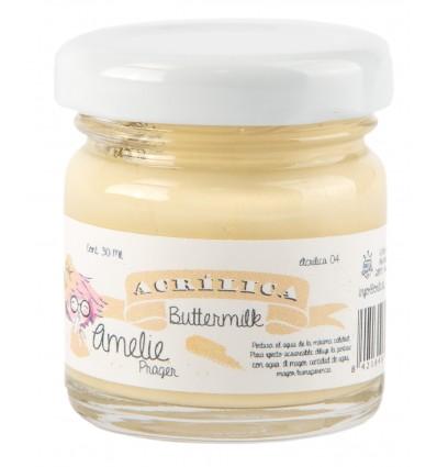 Amelie Acrílico 04 Buttermilk. 30 ml