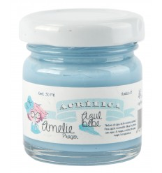 Amelie Acrílico 12 Azul bebe. 30 ml