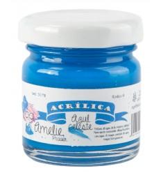 Amelie Acrílica 14 Azul celeste - 30 ML