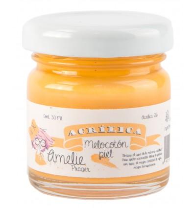 Amelie Acrílico 26 Melocotón Piel. 30 ml