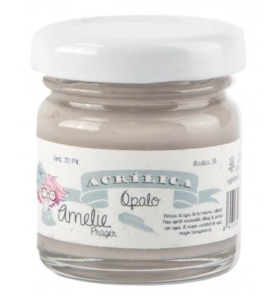 Amelie Acrílico 38 Ópalo. 30 ml