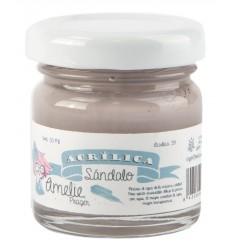Amelie Acrílico 39 Sándalo. 30 ml