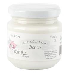 Amelie Acrílica 01 BLANCO - 120 ML