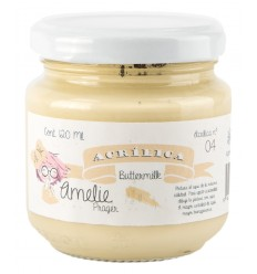 Amelie Acrílica 04 BUTTERMILK 120ml