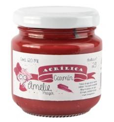 Amelie Acrílica 29 CARMÍN - 120 ml