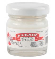 BARNIZ ACRÍLICO SATINADO - 30 ML
