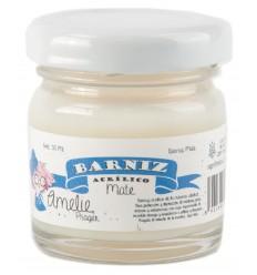 BARNIZ ACRÍLICO MATE - 30 ML