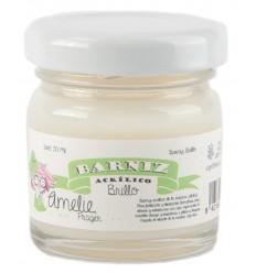 Barniz Acrílico Brillo - 30 ml