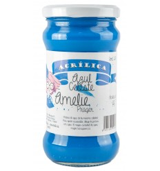 Amelie Acrílica 14 AZUL CELESTE 280ml