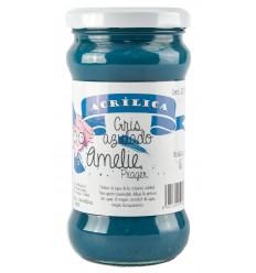 Amelie Acrílica 16 GRIS AZULADO 280ml