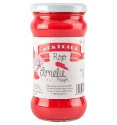 Amelie Acrílica 28 Rojo - 280 ml