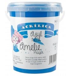 Amelie Acrilica 15 AZUL REAL 1L