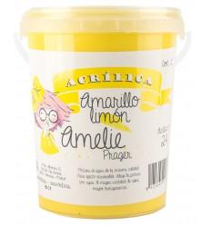 Amelie Acrilica 24 AMARILLO LIMÓN 1L