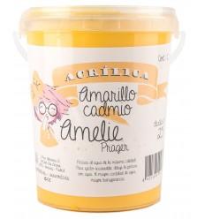 Amelie Acrilica 25 AMARILLO CADMIO 1L