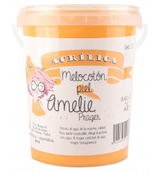 Amelie Acrilica 26 MELOCOTÓN PIEL 1L