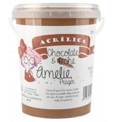 Amelie Acrilica 35 CHOCOLATE CON LECHE 1L