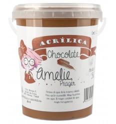 Amelie Acrilica 36 CHOCOLATE 1L