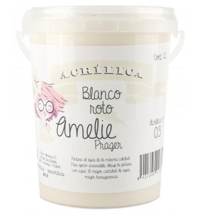 Amelie Acrilica 03 BLANCO ROTO 3L