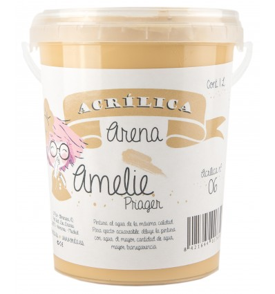 Amelie Acrilica 06 ARENA 3L