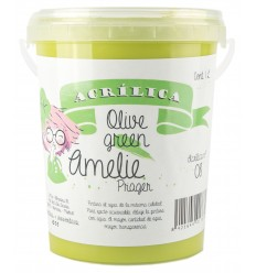 Amelie Acrilica 08 OLIVE GREEN 3L