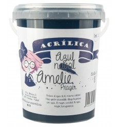 Amelie Acrilica 18 AZUL NAVAL 3L