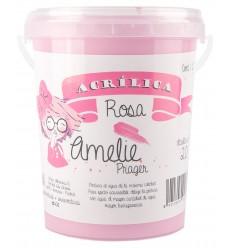 Amelie Acrilica 20 ROSA 3L