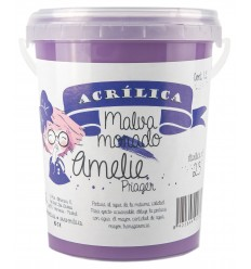 Amelie Acrilica 23 MALVA MORADO 3L