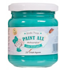 PAINT ALL 20 VERDE LAGUNA - 180 ML