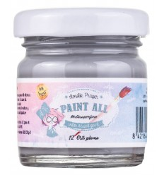 PAINT ALL 12 GRIS PLOMO - 30 ML