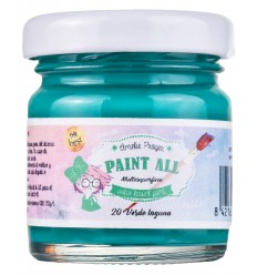 PAINT ALL 20 VERDE LAGUNA - 30 ML