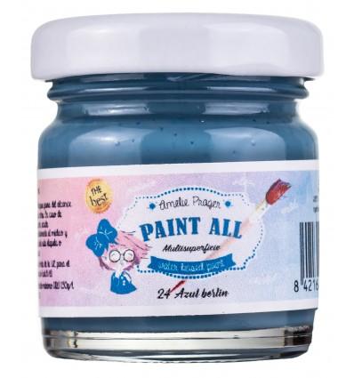 Paint All 24 Azul Berlín - 30 ml