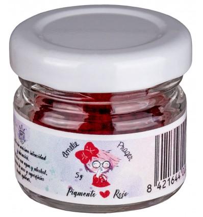 Pigmento Rojo - 5 gr