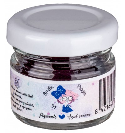 Pigmento Azul Océano - 5 gr