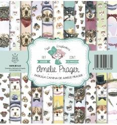 LA PATRULLA CANINA DE AMELIE (SET 12 PAPELES)