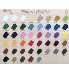 Gama Pintura Acrílica Amelie - 280 ml