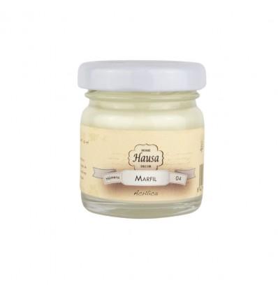 Hausa Acrílica 04 Marfil - 30 ml