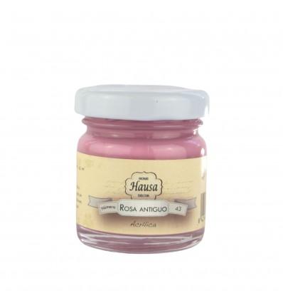 Hausa Acrílica 43 Rosa Antiguo - 30 ml