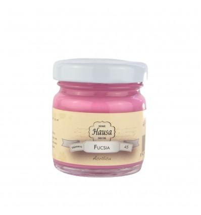 Hausa Acrílica 45 Fucsia - 30 ml