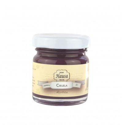 Hausa Acrílica 51 Ciruela - 30 ml