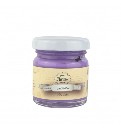 Hausa Acrílica 53 Lavanda - 30 ml