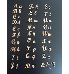 Tipografía ligadas