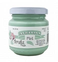 Amelie Acrílica 43 Mint - 120 ml
